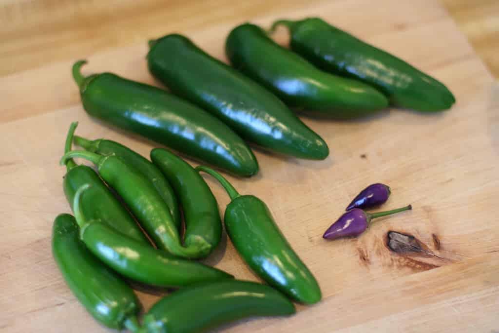 Jalapeno-Serrano Hot Sauce Recipe — Dishmaps