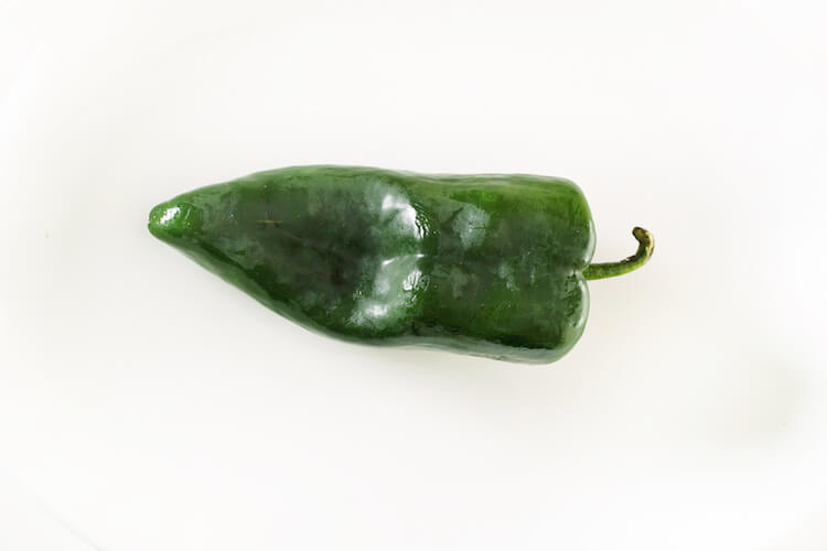 What S The Best Poblano Pepper Subsute