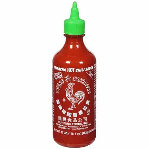 Sriracha Ingredients: What's In This Popular Hot Sauce? - PepperScale