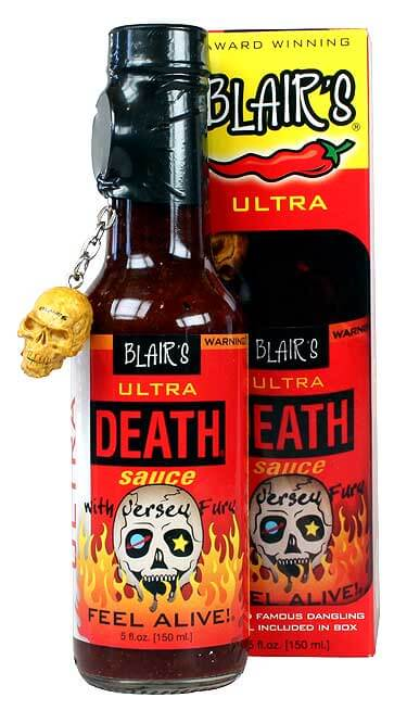 Blairs Ultra Death Hot Sauce
