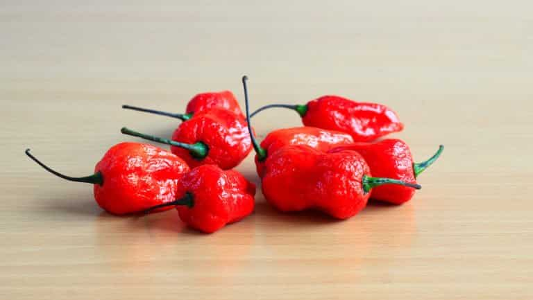 How hot is a ghost pepper