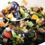 Spicy Blueberry Salsa
