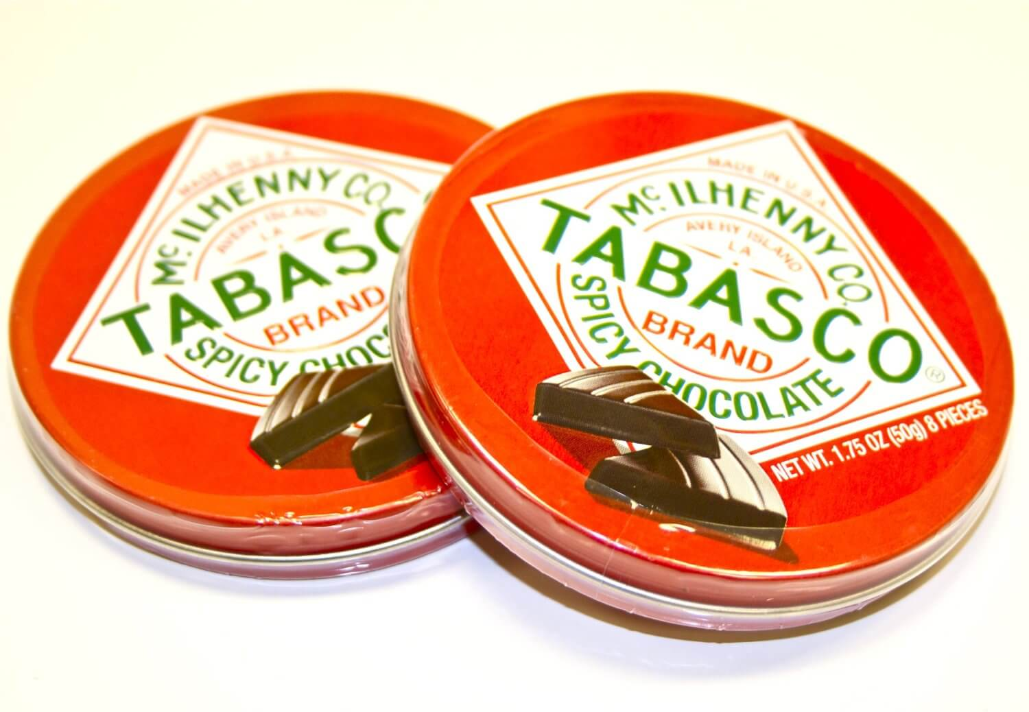 Three Top Tabasco Chocolate Choices – All Great Gifts
