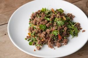 Thai Beef With Jalapeño And Basil