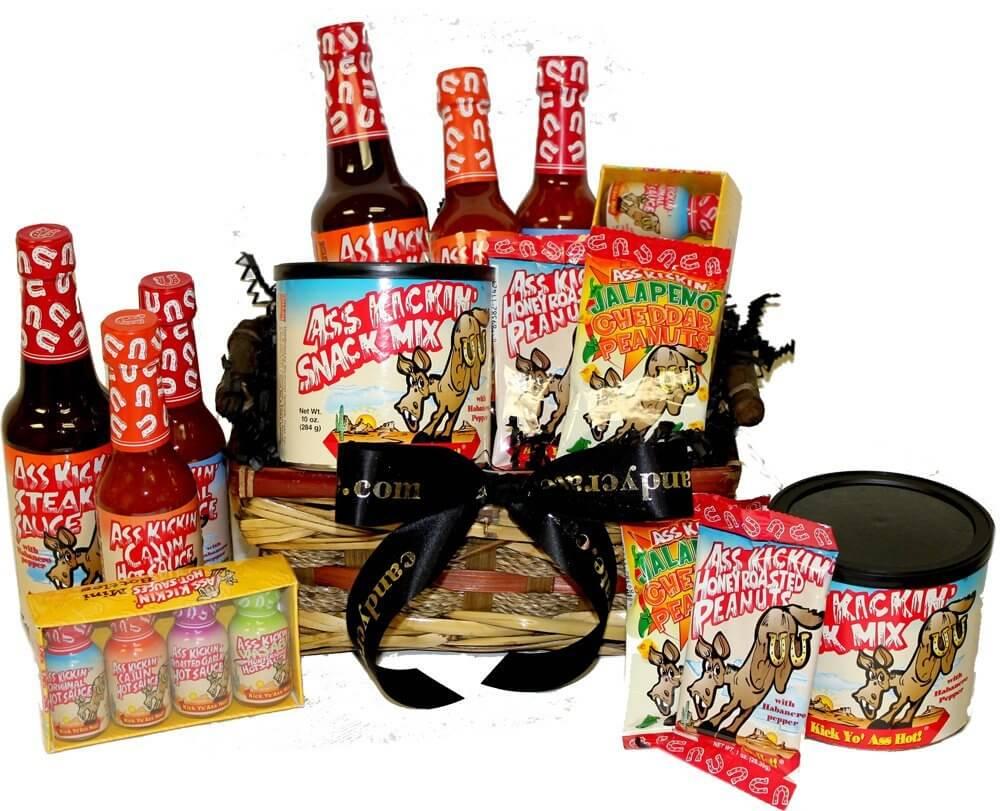 ass basket gift set