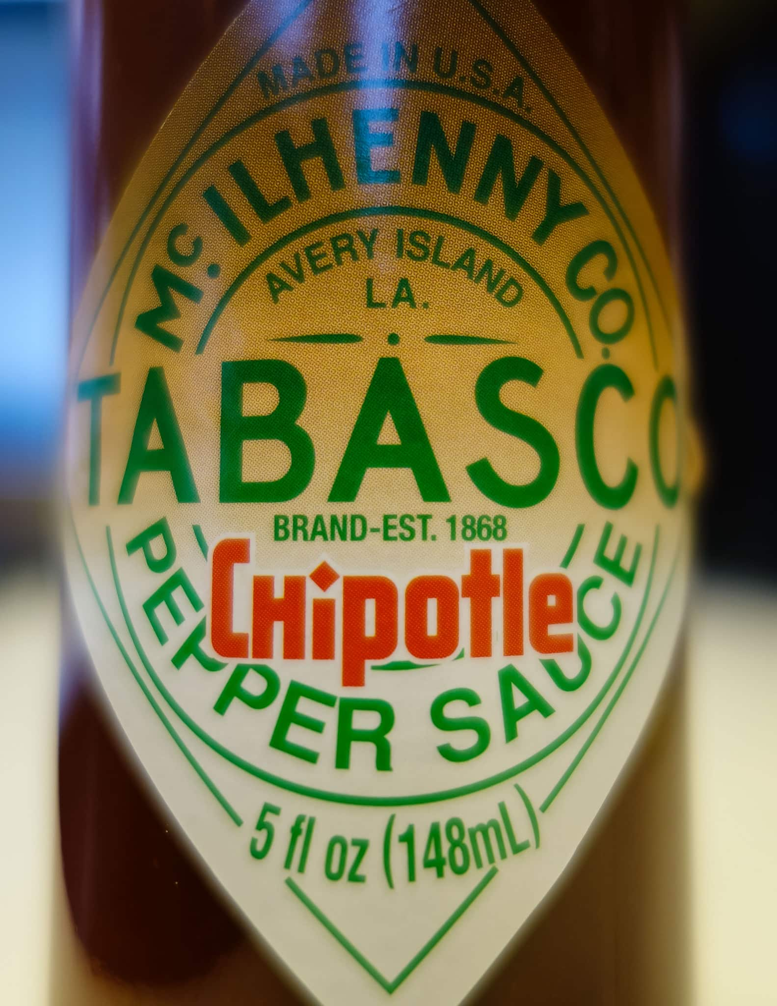 Tabasco Chipotle Sauce Review: Smokin'!