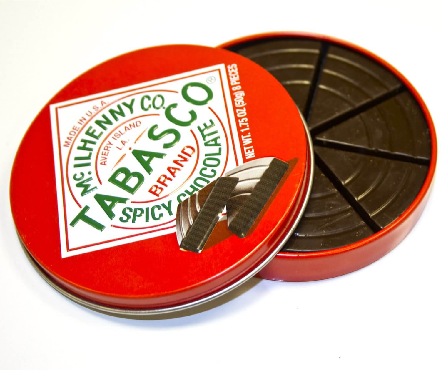 Tabasco Spicy Chocolate Review: Sweet Heat