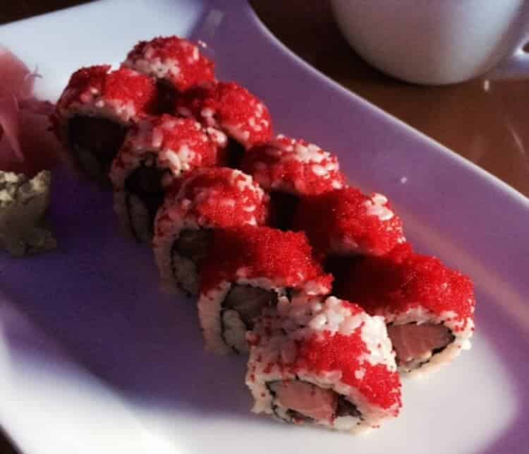 Sushi Rock Las Olas Feeling Hot Hot Hot_lg