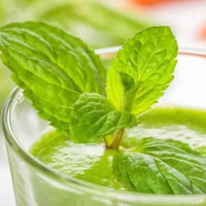 Jalapeno Mint Smoothie