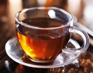 Cayenne Pepper Tea with Ginger