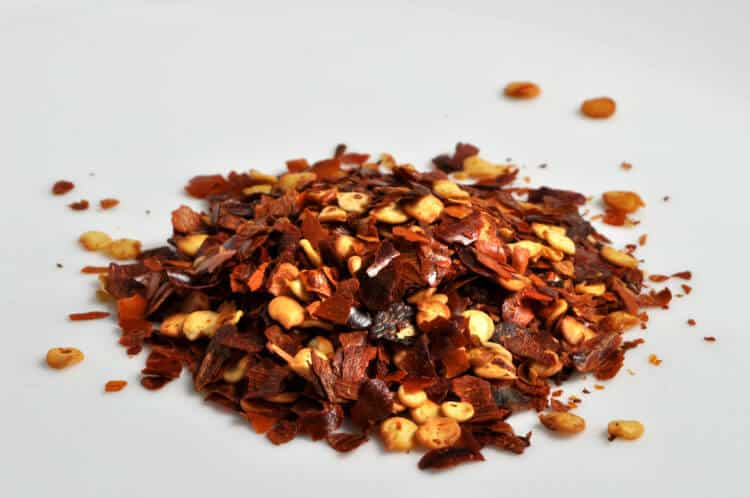 Crushed Red Pepper Recipe
