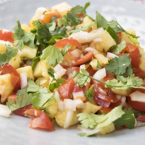 pineapple habanero salsa