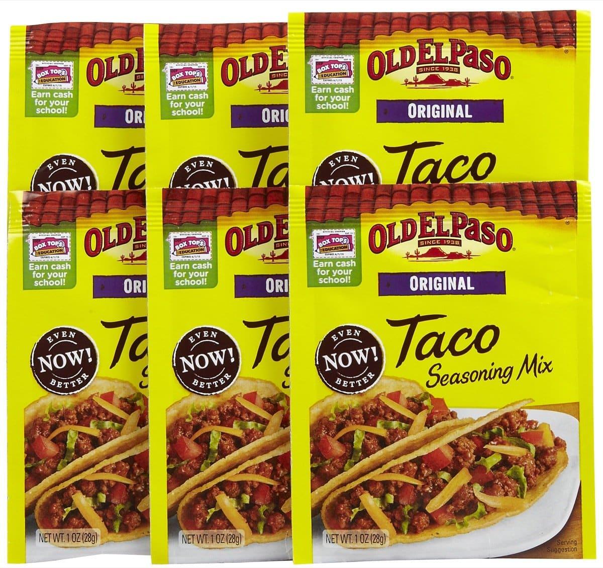Taco Seasoning Ingredients: What's In That Packet?