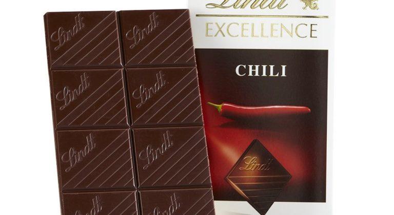 Lindt Chili Chocolate