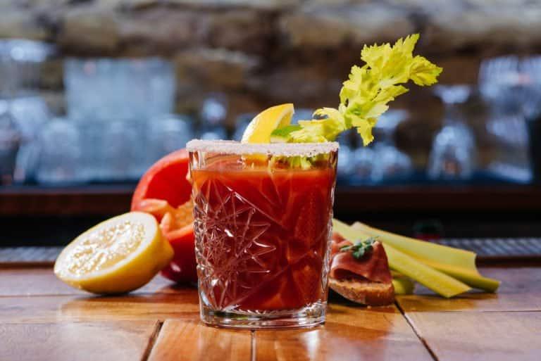 Tabasco Bloody Mary mix