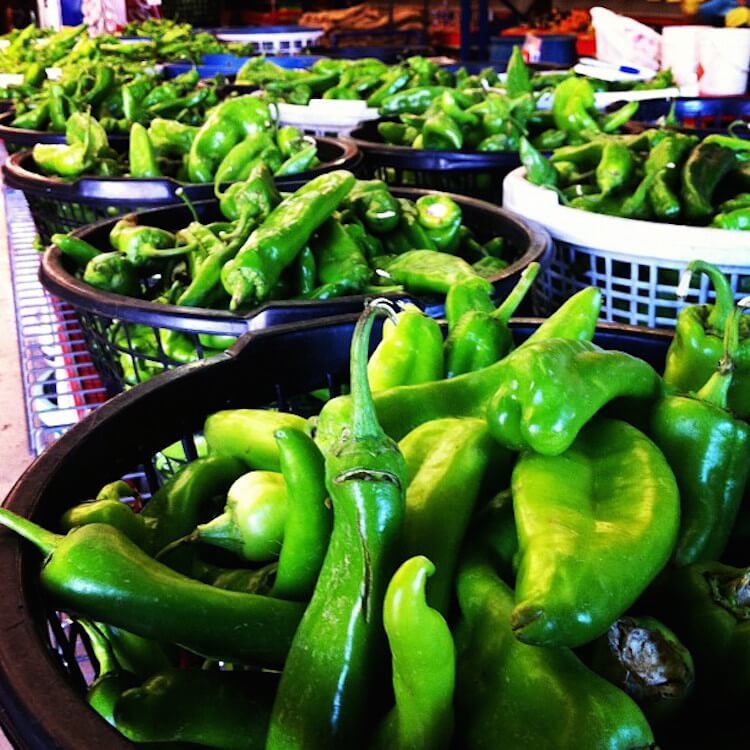 Hatch Peppers: The Chilihead's Chili