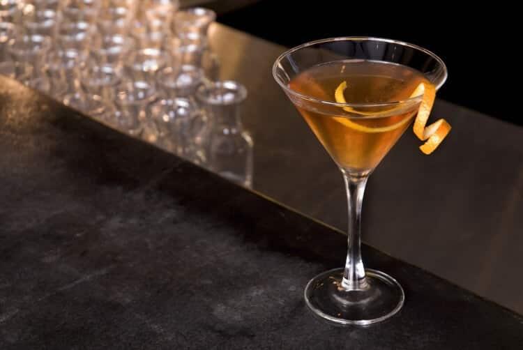 Habanero Martini