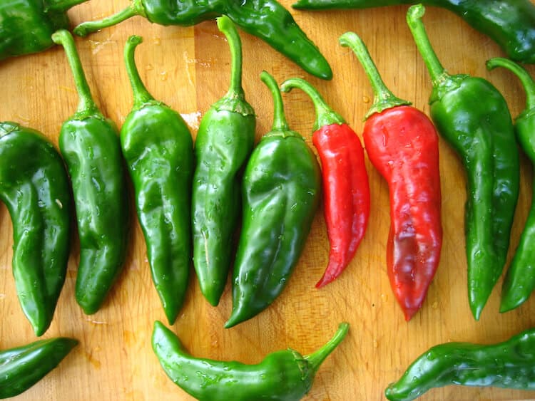 Chimayo Pepper: A New Mexican Local Luxury