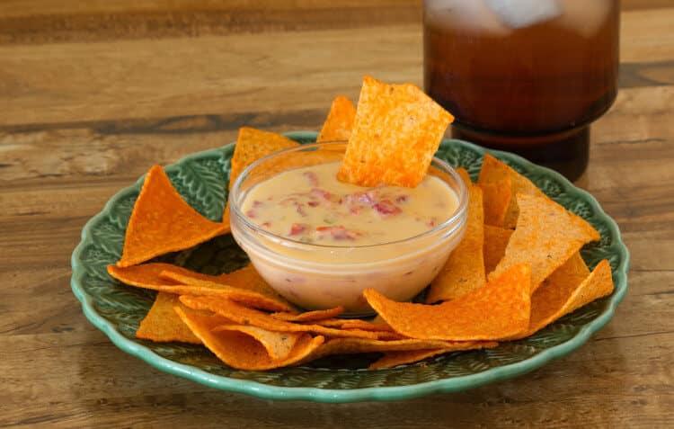 Spicy Salsa And Cream Cheese Dip