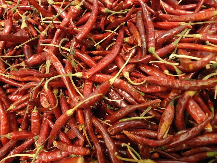 What s a good chile de rbol substitute pepperscale for Planta de chile