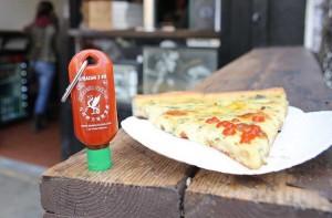 The Sriracha Keychain: Five Ways Sriracha2Go Makes Us Smile