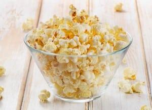 Tasty Old Bay Popcorn