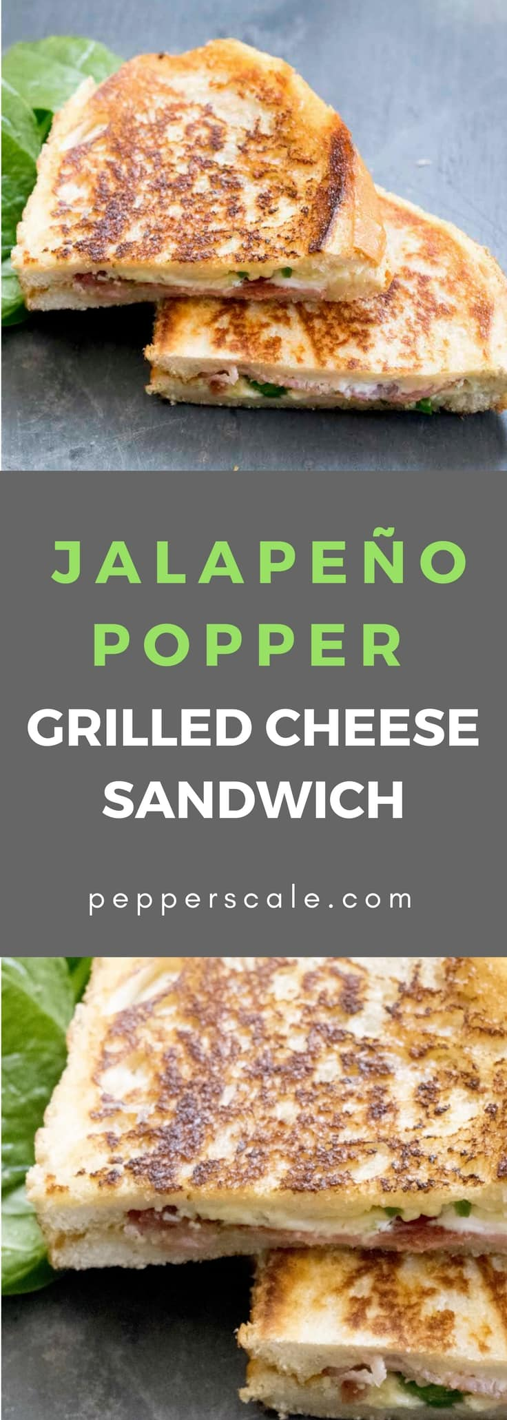 Once you've tasted a jalapeno popper grilled cheese sandwich, it's hard to return to plain-Jane cheddar on bread. This #recipe is souped up comfort food.