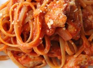 Spaghetti Chipotle