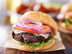 Smokin' Hot Habanero Burger