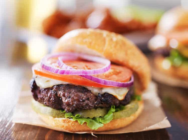 Habanero Burger