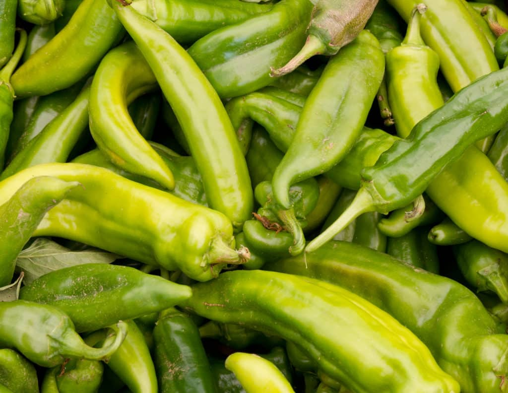 Anaheim Pepper vs Jalapeno Pepper
