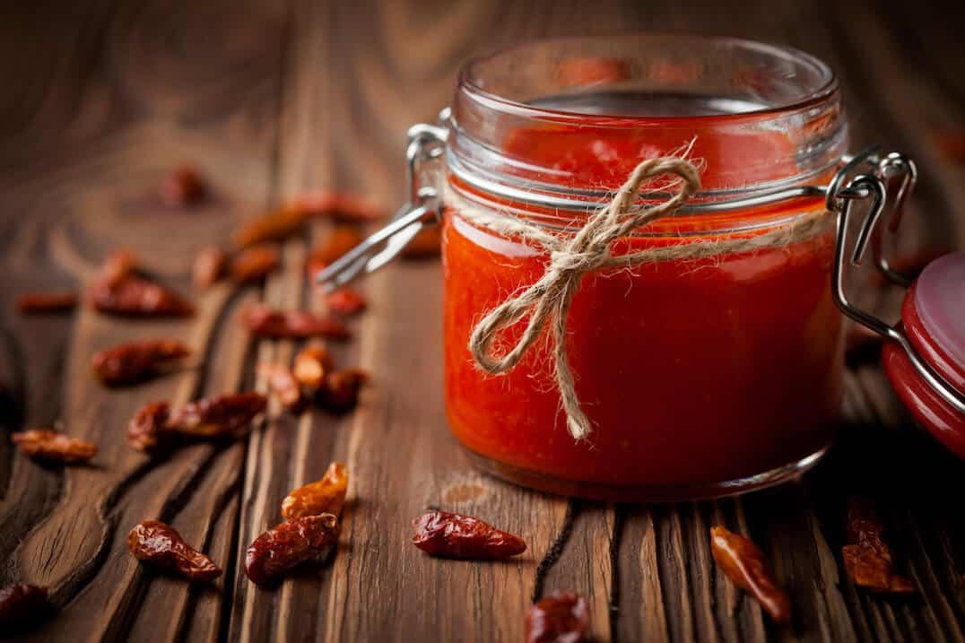 Homemade Sriracha Pepperscale