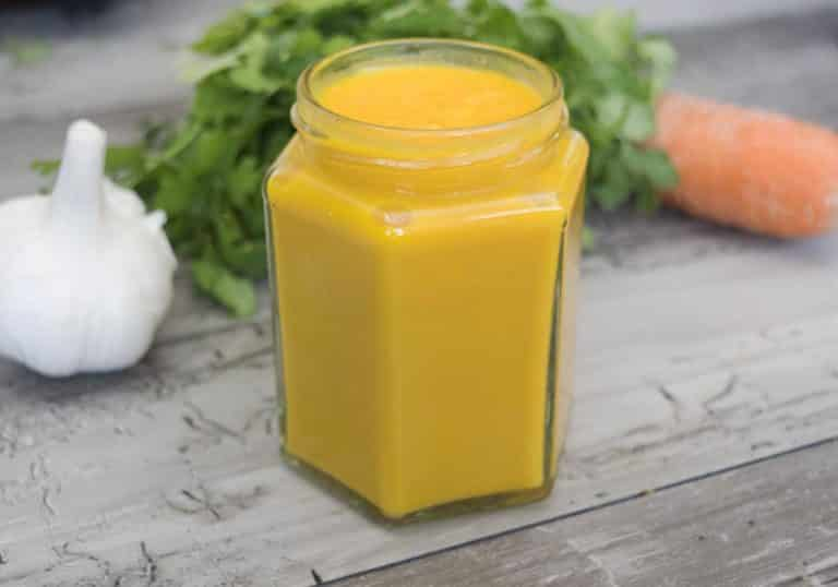carrot habanero sauce