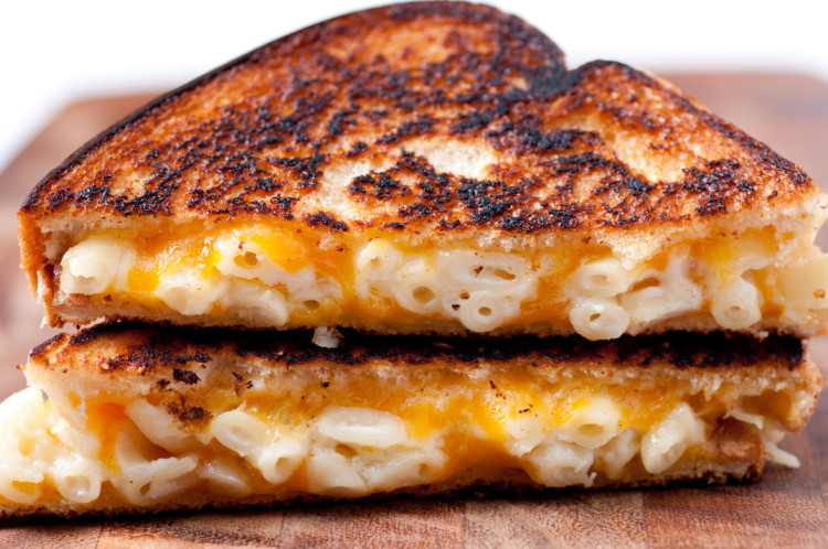 Spicy Grilled Mac And Cheese Sandwich - PepperScale