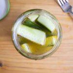 Old Bay pickles