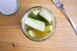 Old Bay pickles