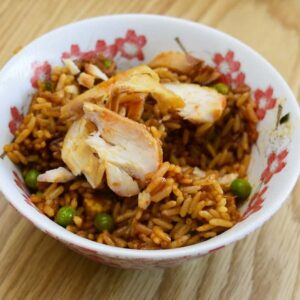 Sriracha fried rice