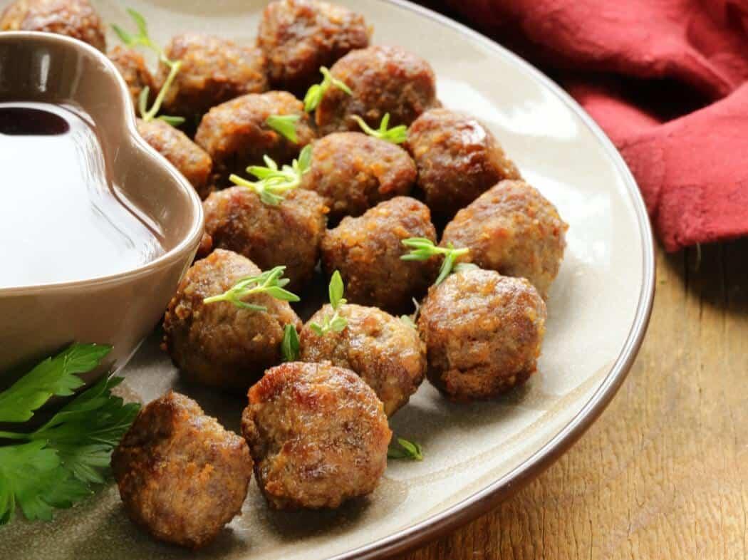 Cajun Meatballs