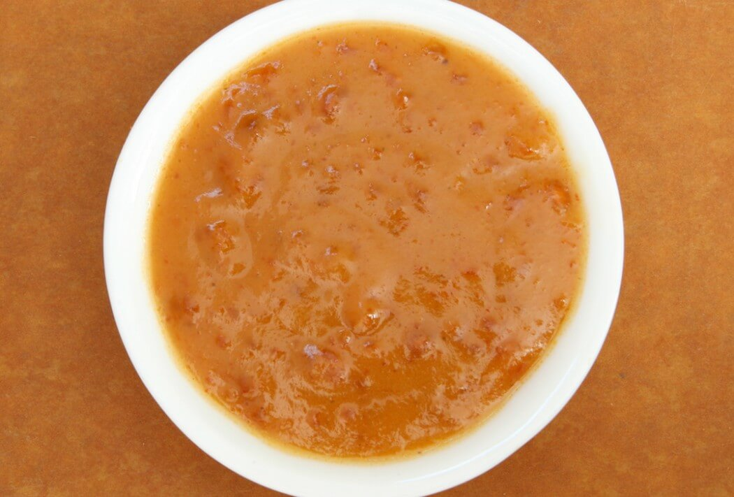 Sriracha Peanut Sauce