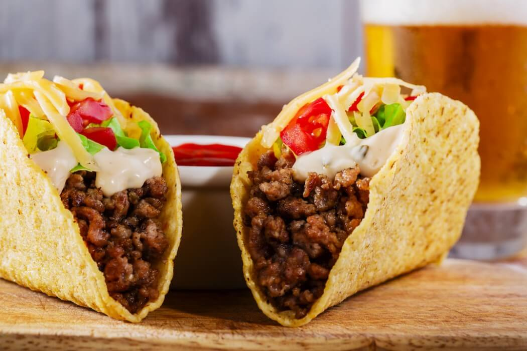 Spicy Beef Tacos Pepperscale