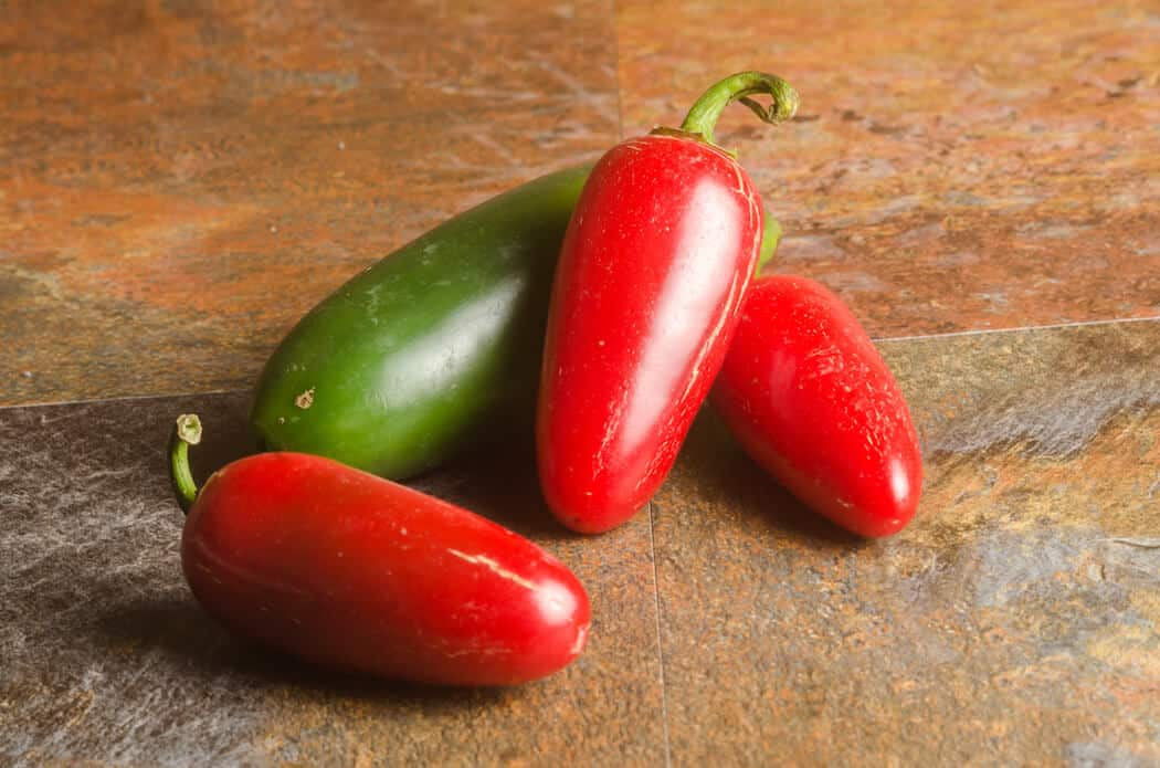 Red Jalapeño Substitute