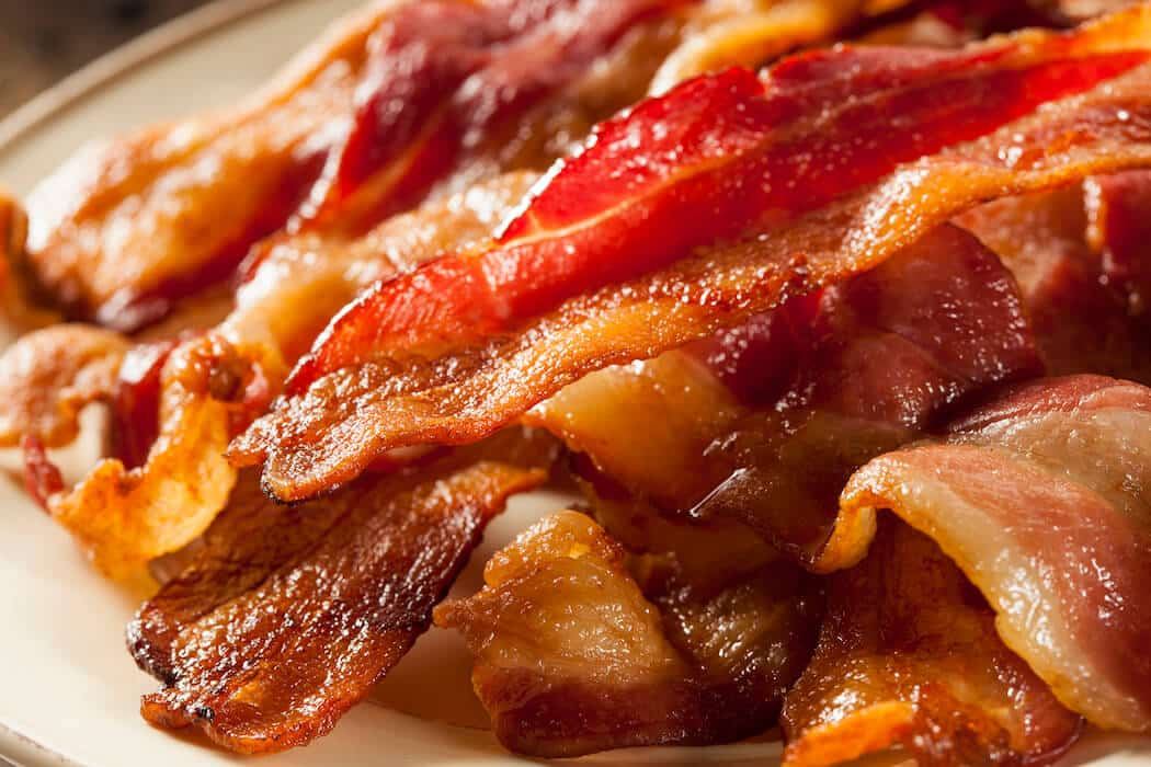 Sizzlin' Spiced Sriracha Bacon