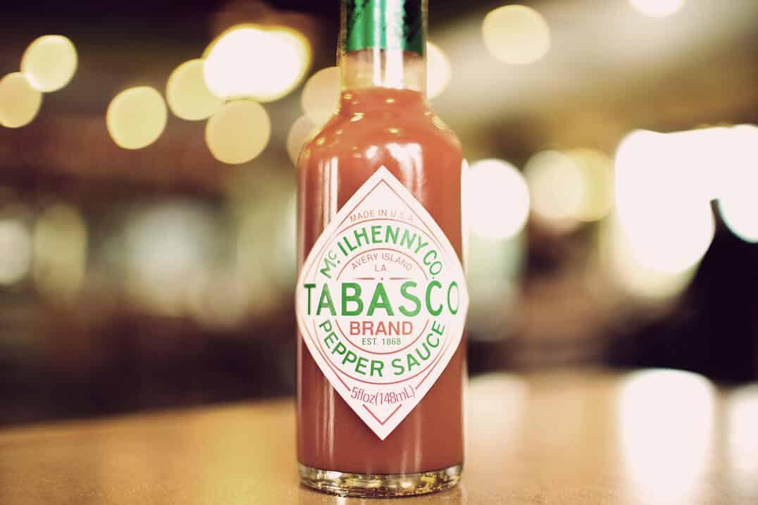 Tabasco Ingredients