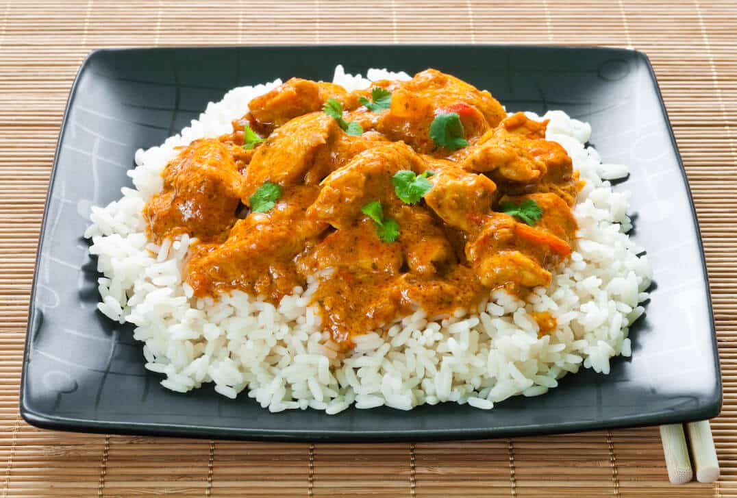 Spicy Chicken Curry Pepperscale