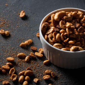 Sweet and Spicy Nuts