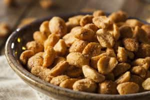 Old Bay Peanuts