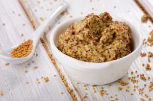 Homemade Habanero Mustard