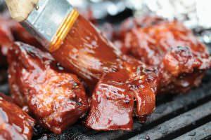 Spicy Bourbon BBQ Sauce