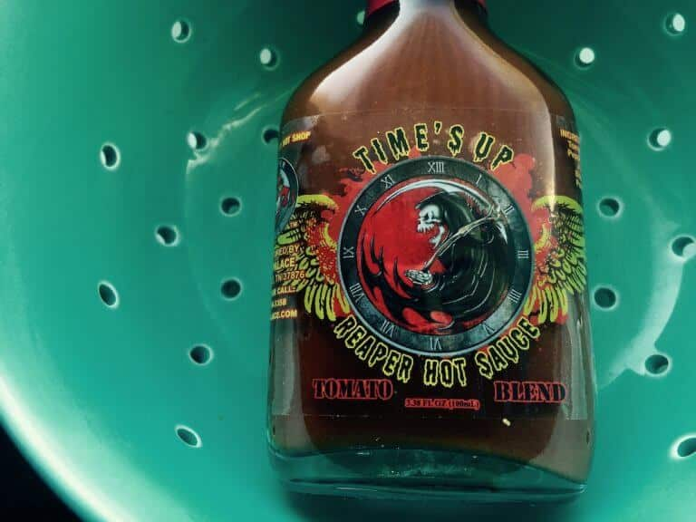 Times Up Reaper Hot Sauce - Tomato Blend