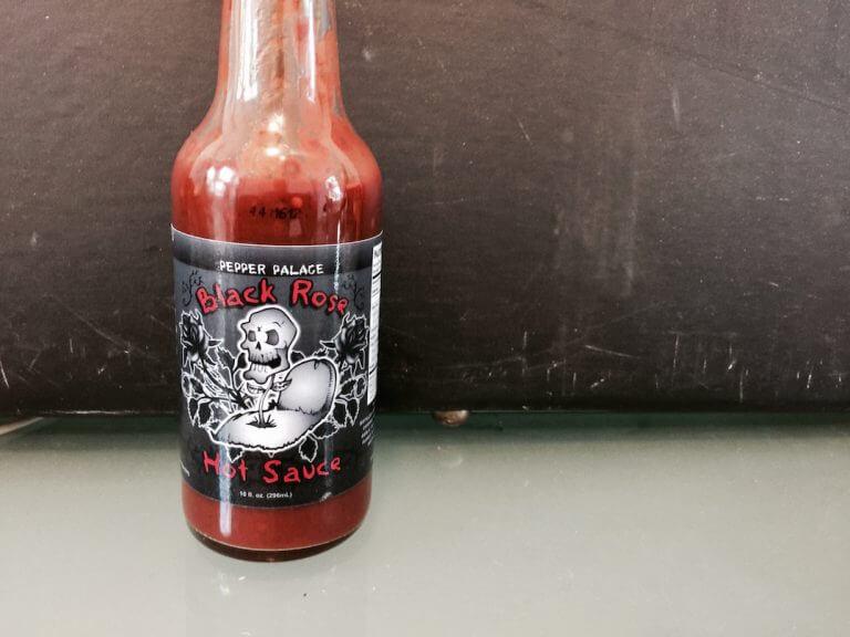 Black Rose Hot Sauce